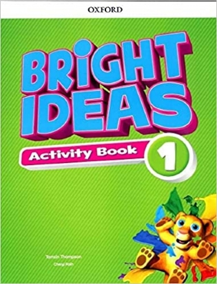 Bright Ideas 1 - Activity Book With Online Practice