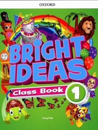 Bright Ideas 1 - Class Book With App
