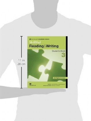 Skillful Reading and Writing Student's Book + Digibook Level 3