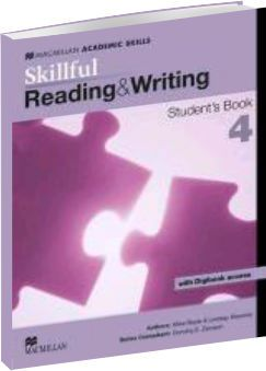 Skillful - Reading & Writing 4 / / Nível 4 NUCLI
