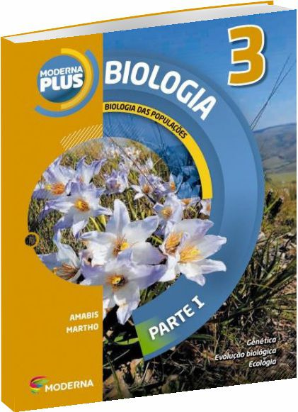Moderna Plus Biologia - Volume 3