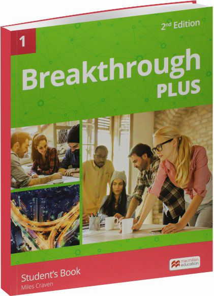 Breakthrough Plus 2nd Student's Book Premium Pack-1 - Celin Nível 1